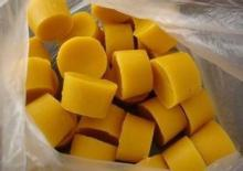 Food grade and cosmetic grade yellow organic beeswax/bulk beewax 100%
