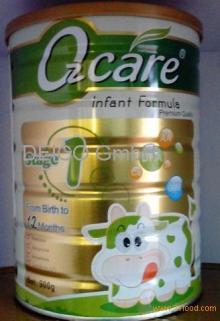 Ozcare Infant Formula Stage 1,2,3,
