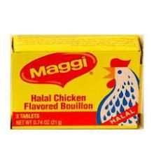 Maggi chicken Cube