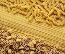 100% wheat Spaghetti pasta