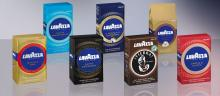 lavazza and jacobs Kronung instant coffee