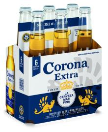 Corona Extra Beer bottle 355ml.