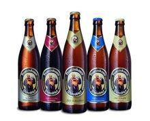 Franziskaner Hefeweiss beer