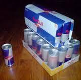 Best R-E-D BULL-- Energy Drink 250ml Red, Blue and Silver