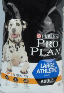 Purina Proplan Large Athletic Adult dry food