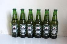 Dutch Heineken 330ml bottles