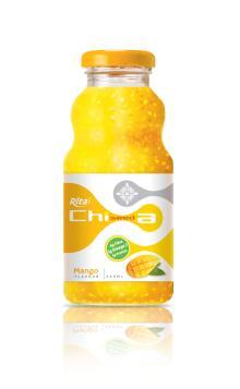 250ml Chia Seed Mango Flavour