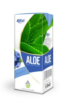 200ml Blueberry Flavour Aloe Vera