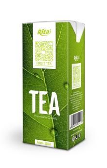 200ml Fruit Tea Drink