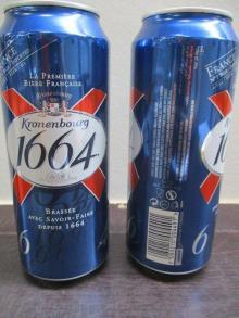 Blanc 1664 Beer / Kronenbourg 1664 Blanc 1664 Beer / Kronenbourg 1664