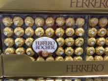 Ferrero Rocher chocolates T3,T16,T24,T25,T30