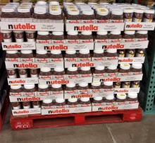 Nutella Chocolate Cream 350g , 400g, 600g and 800g