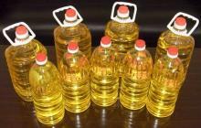 Packing Small Glass bottle Packing Sunflower  Oil   Usa   Oil