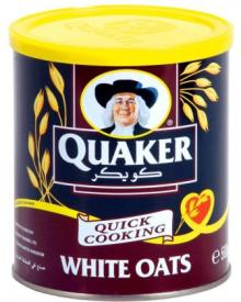 QUAKER OATS ARABIC TEXT
