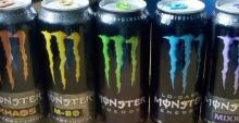 Monster Energy Drinks,Burn Energy Drink,Cobra Energy Drink,Red Lion - Energy Drink