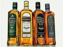 Jameson Irish Whiskey 750ml,Hennessy Paradis Imperial Cognac 750ml,Jameson 12 Year Special Reserve I