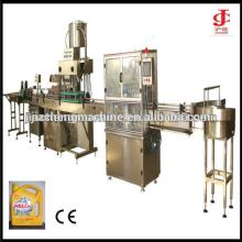 Automatic  Turbine  Oil Filling Machine Line