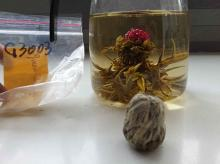 Lily Jasmine green tea,Oolong blossom tea