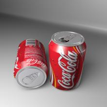 Coca Cola SLEEK CAN 24 X 330 ML
