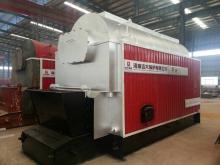 industrial Energy saving 8 ton coal fired steam boiler