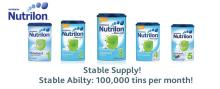 NUTRILON STANDAARD 1-5 INFANT MILK POWDER