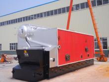 fire water tube 6 ton coal fired steam boiler