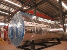 fire tube 8 ton oil fired steam boiler
