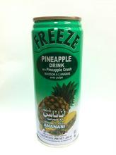 Freeze Pineapple Juice