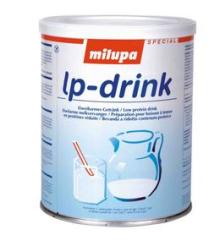 Milupa Low-protein(lp)- products