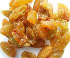Dried Fruit Golden Raisin