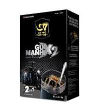 G7 Gu manh X2 instant coffee