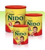 Premium Quality Red Cap Nido/Nestle Milk Powder