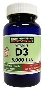 Vitamin D with competative prices