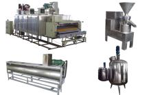 Multiple Capacity Peanut Butter Making Machine Line with 12 Month Guarantee