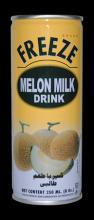 Freeze Melon Milk Drink