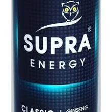 Supra energy drink and others for sale