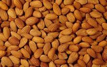 Raw Almonds Nuts