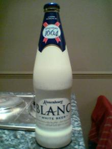 kronenbourg 1664 white Beer