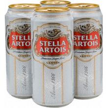 Stella Artois BEER 500ml Can