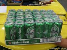 Heinekens beer 250ml Can