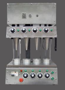 Automatic  Electric Best Seller Delicate  Pizza   Cone   Machine