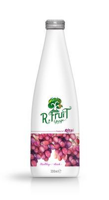 330ml Glass bottle Grape Juice