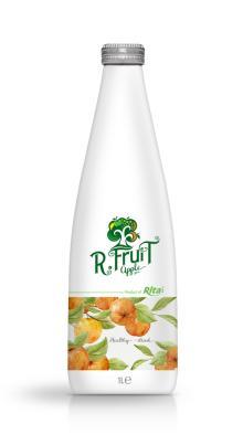 1L Glass bottle Apple Juice