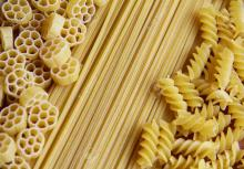 long pasta spaghetti