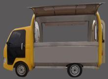 Food Truck Fast Food Van/Mobile food truck for Fried chicken/beer/snack m obile sale