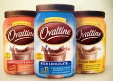 Ovaltine US pack 12oz (340gr)