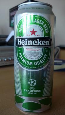 Heineken for sale in Germany
