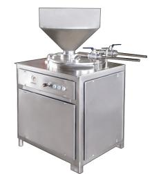 double tube type automatic sausage filler