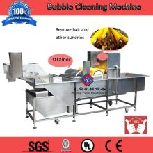 Certificated Industrial Automatic Vegetable And  Fruit   Washing   Machine