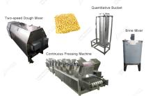 High Automation Fried Instant Noodles Production Line